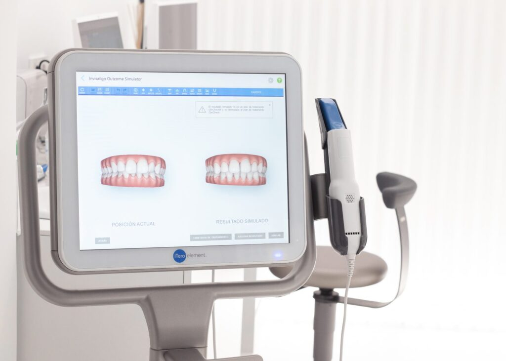 iTero ortodoncia tudela
